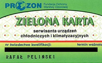 zielona karta